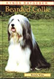 Brenda White Bearded Collie.