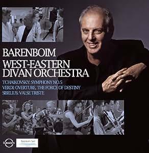 Daniel Barenboim Conducts