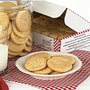 Gourmet Pre-formed Chocolate Chunk & Snickerdoodle Cookie Dough