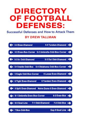 Title: Directory of football defenses Successful defenses