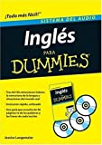 img - for Ingles Para Dummies Audio Set (Spanish Edition) by Langemeier, Jessica (2009) Audio CD book / textbook / text book