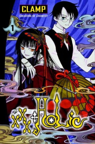 XXXholic 1 (Xxxholic (Graphic Novels))Anthony Gerard