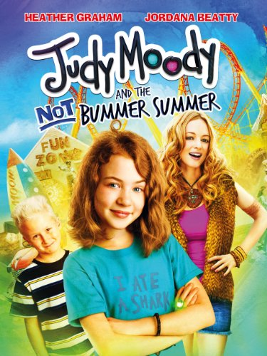 Judy Moody And The Not Bummer Summer on Amazon Prime Instant Video UK
