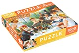 Renoir Boating Party 1000 Piece Puzzle