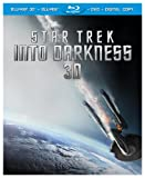 DVD - Star Trek Into Darkness (Blu-ray 3D + Blu-ray + DVD + Digital Copy)