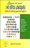 echange, troc Spécial logique (Périodique), Fédération française des jeux mathématiques - 140 défis logiques