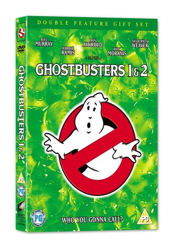 Ghostbusters/Ghostbusters 2 [DVD] [2005]