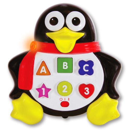 51V8MrZu5TL Cheap  The Learning Journey Early Learning ABC & 123 Penguin Pal