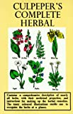 Culpeper's Complete Herbal (0572002033) by Culpeper, Nicholas