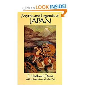 Myths and Legends of Japan F. Hadland Davis