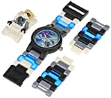 Lego Kids 9009808 LEGO Ninjago Zane Kids Minifigure-Link Watch