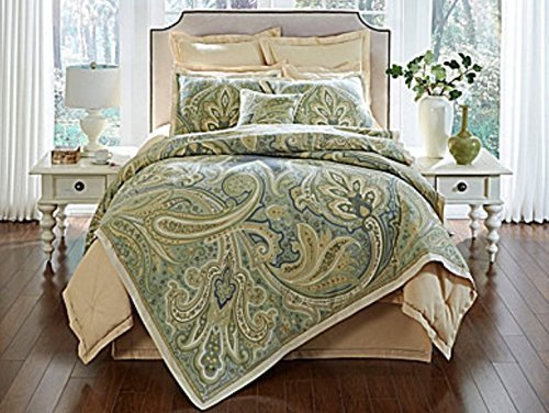 noble-excellence-villa-del-mar-standard-sham-green-paisley-by-dillards
