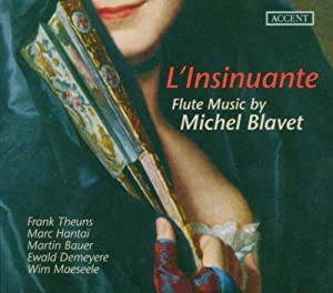 Blavet - Sonates pour flûte et basse continue