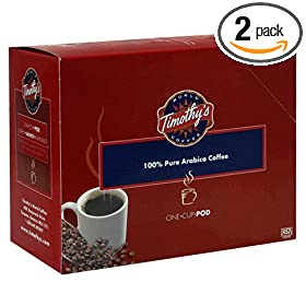 s World Coffee, Breakfast Blend, 25-Count Pods (Pack of 2): Amazon.com