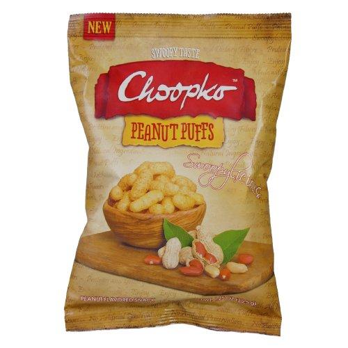 Choopko Peanut Puffs 1.25-Ounces (Pack Of 24)