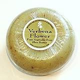Soap 150g Round Bar Verbena Flower By Lepi De Provence