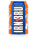 Irn Bru 330 ml (Pack of 24)by Irn Bru