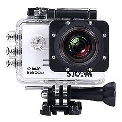 SJCAM Camcorder 1080P Sports DV Action Sport Camera SJ5000 Silver