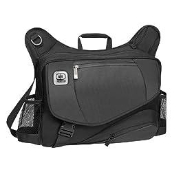 OGIO International Moxie Top Zip Laptop Backpack, Black