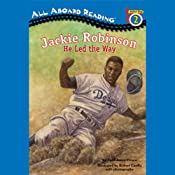 Jackie Robinson: He Led the Way Audiobook