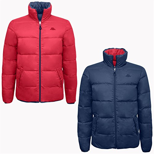 Giacca - Runolf - Navy-Red - L