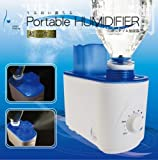 ペットボトル対応ポータブル超音波加湿器MCE-3193