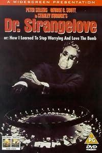 Dr Strangelove [DVD]