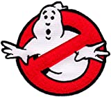 Ghostbusters Applique Embroidered Iron On Patch #F