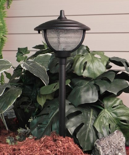 Paradise Gl22788bk Low Voltage Cast Aluminum 10 Watt