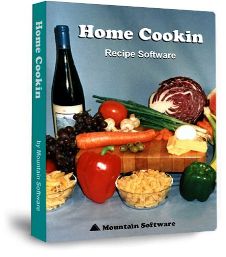 Home Cookin: Easy to Use Software  a Recipe Database,