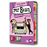 Mr. Bean: The Animated Series - Volumes 1 & 2 (It's Not Easy Being Bean / Bean There, Done That) ~ Rowan Atkinson