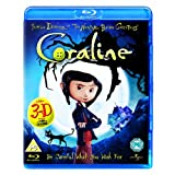Coraline [Blu-ray] [Region Free]by Dakota Fanning