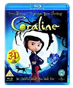 Coraline [Blu-ray] [Region Free]