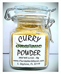 Curry Powder 14 Oz 39g - Organic Eco Friendly Gifts - Eco-spices