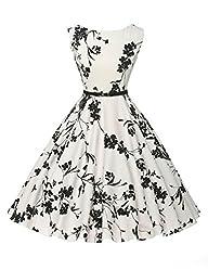 Classy Vintage Rockabilly Tea Dress w…