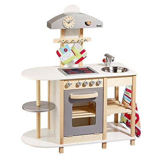 Deluxe - Spielküche aus Holz von howa 4815