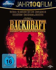 Backdraft - Männer, die durchs Feuer gehen - Jahr100Film [Blu-ray]