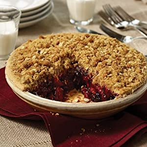 Omaha Steaks 8 in. Berry Crumble Pie (29 oz.)