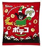 東ハト ポテコ グラタン味(クリスマス) 65g×12袋