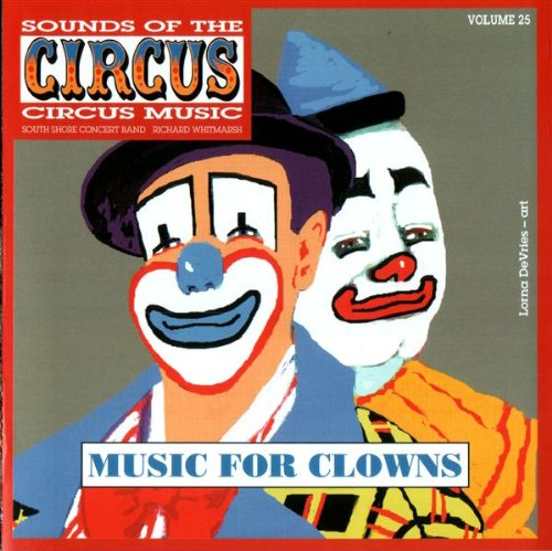 Sounds Of The Circus - Vol. 25 - Music For Clowns front-511757