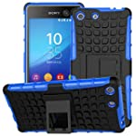 Nnopbeclik Sony Xperia M5 Hülle, Dual...