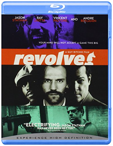 Blu-ray : Revolver (, Dubbed, Dolby, AC-3, Widescreen)