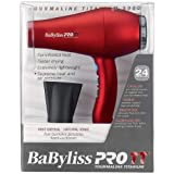 Babylis Pro BABTT5585 Tourmaline Titanium 3000 Dryer