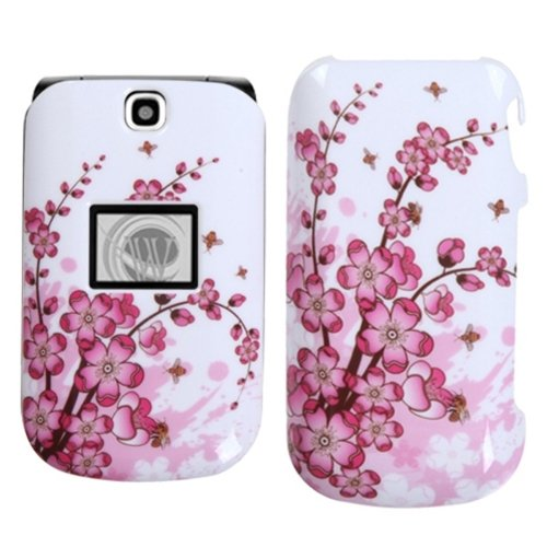 Mybat Spring Flowers Phone Protector Cover For Lg Un160 - Retail Packaging - All