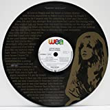 """Stevie Nicks Leather and Lace LTD Edition 12"""" vinyl LP record Laser Etched wall art, ready to hang.""""M4"""""""