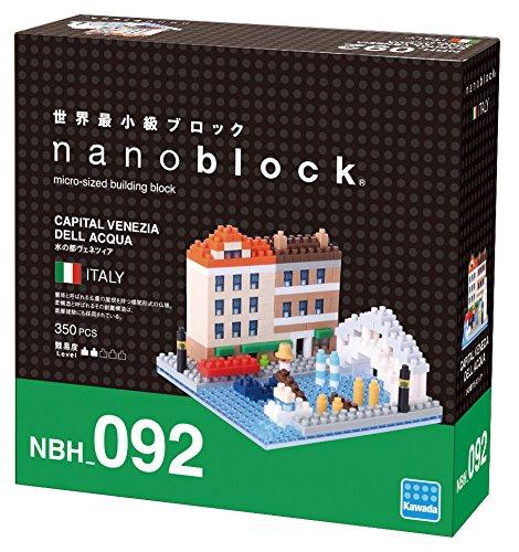 Nano-block water city of Venice NBH092