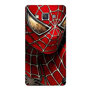 Gorgeous Spide Two Red Back Case Cover for Galaxy Grand 3