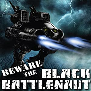 Beware the Black Battlenaut Audiobook
