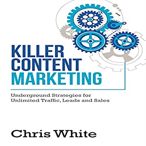 Killer Content Marketing Audiobook