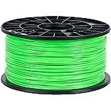 NuNus 3D Printer ABS Filament 1,75mm 1KG Spool - glow in the dark (green)